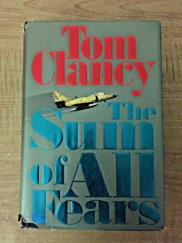 The Sum of All Fears - Tom Clancy 1991