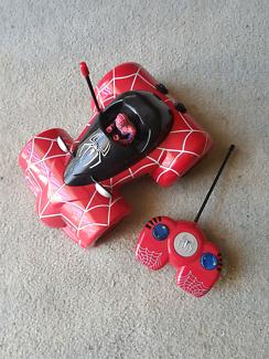 Marvel Spider-Man remote control car