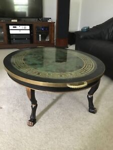 Coffee Table (oval)