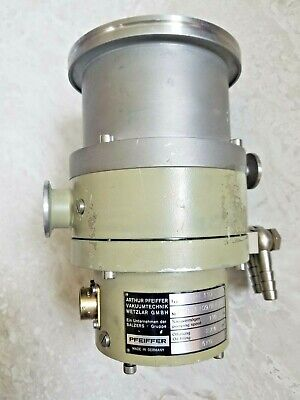 Pfeiffer Tph 110 Turbomolecular Turbo High Vacuum Pump Pmp01109b021