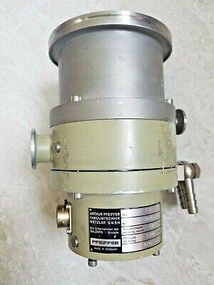 Pfeiffer Tph 110 Turbomolecular Turbo High Vacuum Pump Pmp01109b021