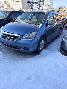 2005 Honda odessy lx