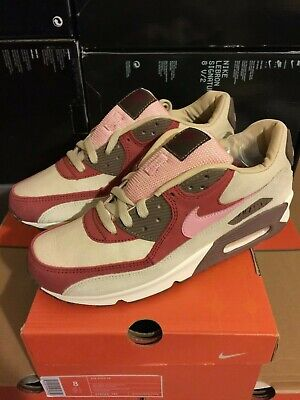Brand New Mens Nike Air Max 90 DQM Bacon Dave s Quality Meat 2004 US Size 8 27f6a71a0