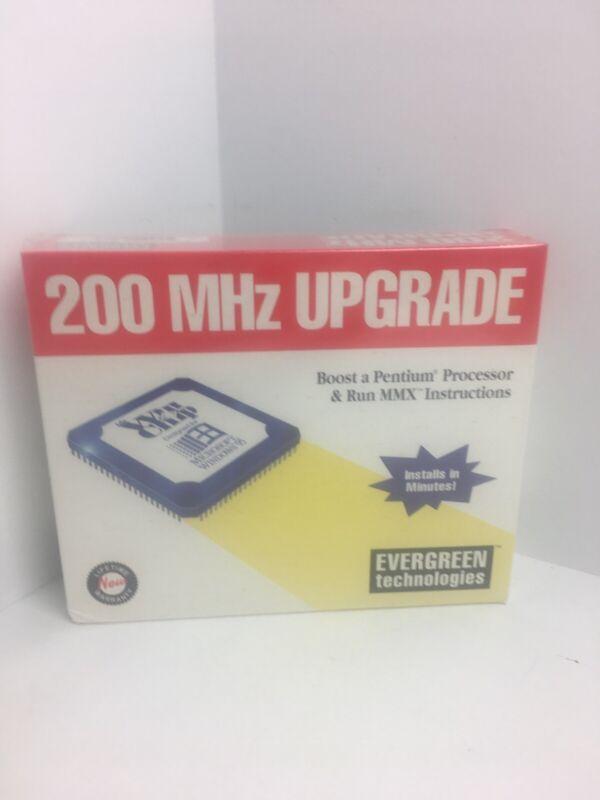 New Evergreen Technologies MxPro 200 MHz Upgrade (WinChip C6)