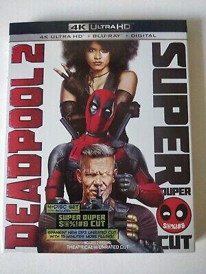 Deadpool 2 Super Cut (4K Ultra HD / Blu-Ray)