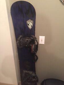 Pro snowboard original sin 200$ firm