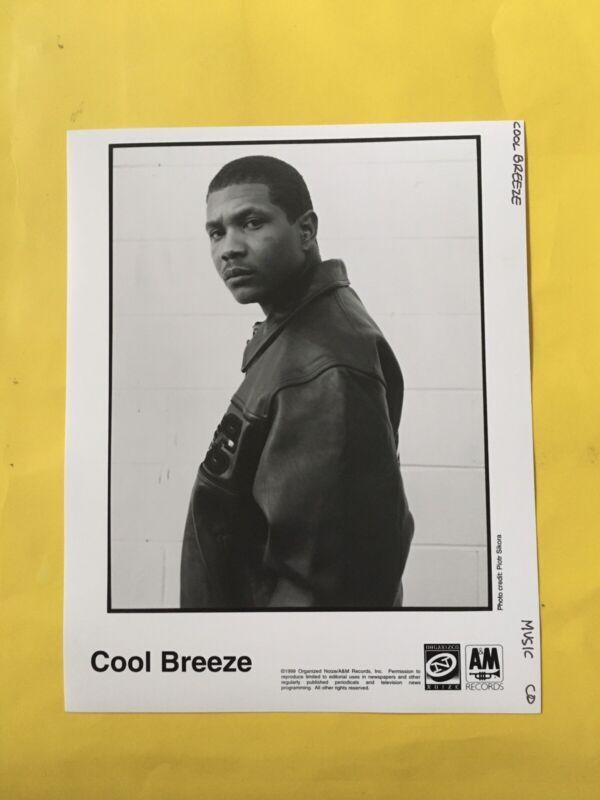 """Cool Breeze Press Photo 8x10"""", Organized Noize/ A&M."""