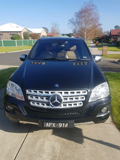 2009 Mercedes-Benz ML Sale Wellington Area Preview