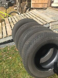 Tires for sale - 265 65 18