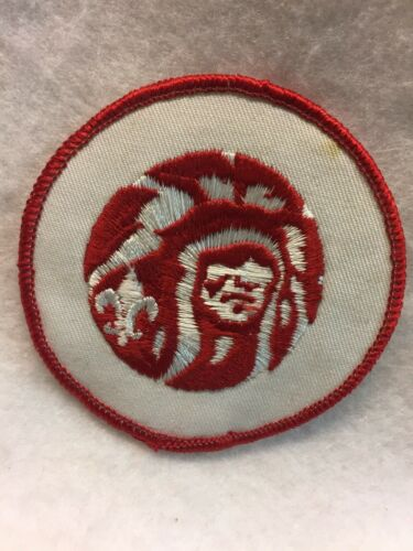 """(mr9)  Boy Scouts-   Order of the Arrow - Chief patch  (3"""")"""