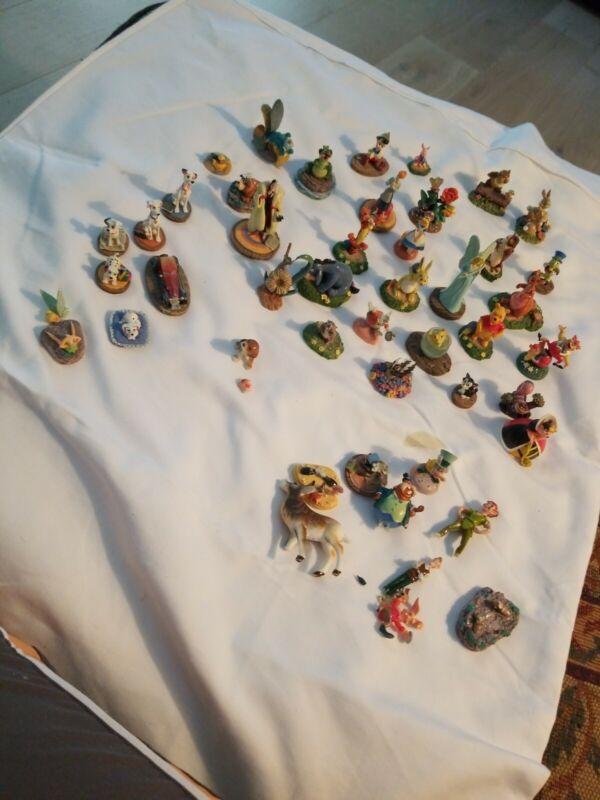 Disney Minature Cast Figurines