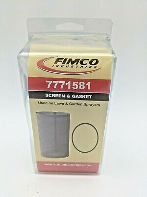 Fimco Industries Mesh Screen Gasket Part 7771581