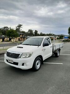Toyota Hilux 2012 SR Diesel