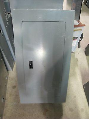 Square D Nqod Qob370 Amp Main Breaker 3 Ph 120208 Volt Panelboard - E1024