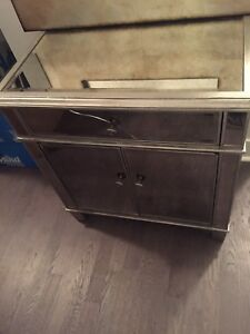 $60 (as is) - Pier 1 Imports side table / night table