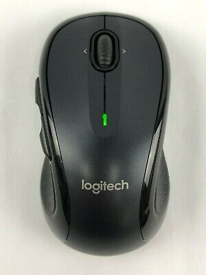 Logitech M510 Wireless Mouse - No Receiver