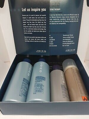 Joico Style Box Moisture Recovery Trial Pack