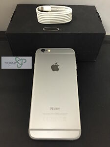 Apple-iPhone-6-16-GB-Plateado-Vodafone-TalkTalk-Lebara-buena-Condicion