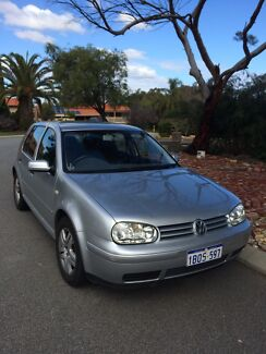 Volkswagen Golf 2004 Carine Stirling Area Preview