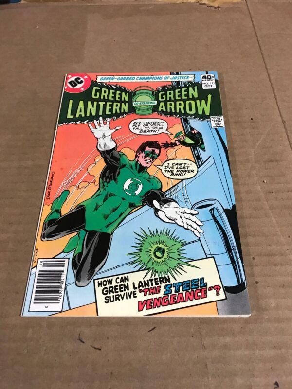 Green Lantern 121