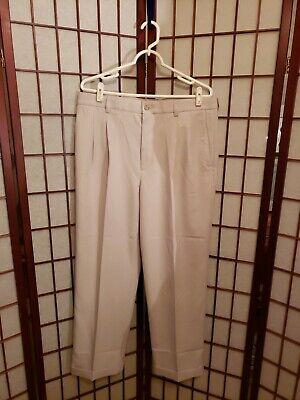 Oxford golf Super Dry Men Pant Size 35X30 NWT