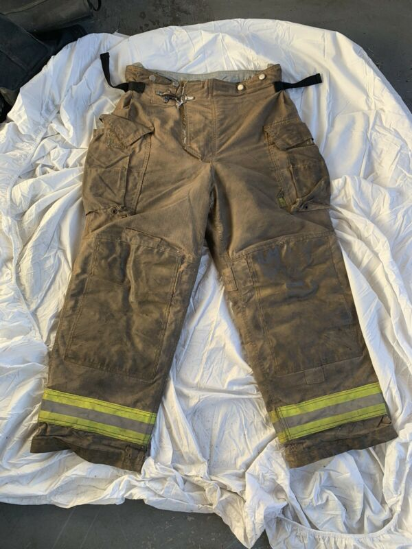 Globe Firefighter Turnout Gear Pants 36x30