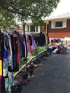Woman's and girls size small clothing
