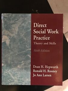 Direct Social Work Practice. 6th Edition