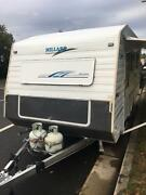 PRICE REDUCED!   2003 17ft 6in Millard Horizon Caravan Woodberry Maitland Area Preview
