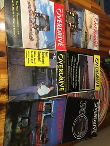 Overdrive trucking magazines