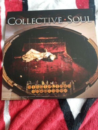 Collective Soul Poster Flat - $15.00