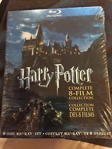 NEW PRICE Harry Potter/Fast & Furious Complete Box Sets
