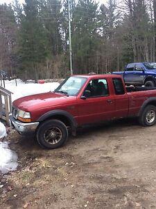 1999 ford ranger 4x4 5 speed