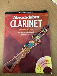Abracadabra clarinet music book Bayswater Bayswater Area Preview
