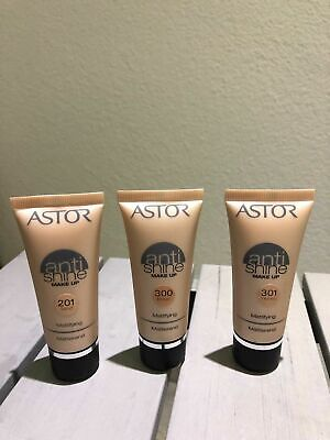 Astor Anti Shine Make Up - verschiedene Farben