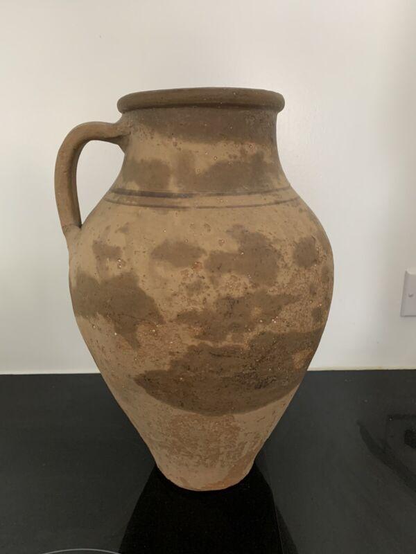 Vintage Terra Cotta  Urn