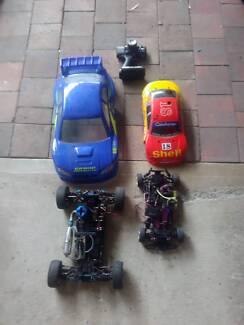 2 nitro cars for sale