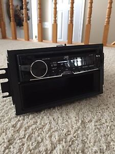 JVC Car Stereo Head Unit