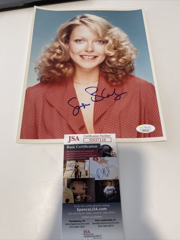 Autographed Susan Blakely Signed 8x10 Photo Jsa Coa