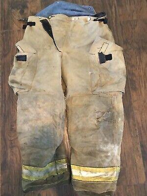 Globe Firefighter Turnout Gear Pants 38x30