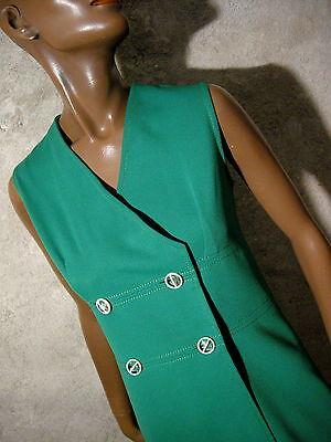 Vintage Chic Dress 1970 Vtg Dress 70s Seventies Dress 70er Abito Retro (36)](Seventies Attire)