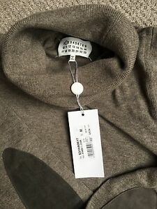 New-Maison-Martin-Margiela-Wool-Jumper-Medium