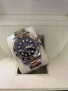 Rolex Gmt master ii twotone ceramic Bezel Norwood Norwood Area Preview