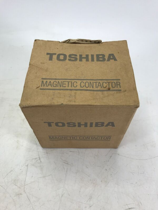 TOSHIBA C50A-E Magnetic Contactor NEW OLD STOCK