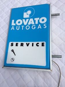Lovato Autogas Garage Sign Whyalla Whyalla Area Preview