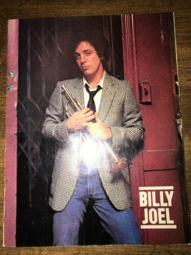 Billy Joel 1978 52nd Street  Original Tour Book