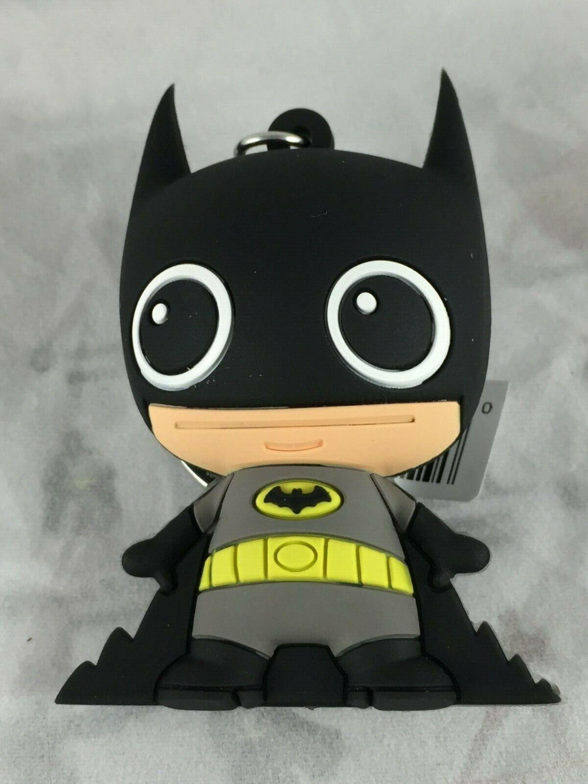 DC Comics Figural Keyring Key Chain Blind Bag Superhero Choose Series 2 NEW!