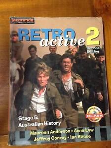 Retroactive 2: Australian History Penrith Penrith Area Preview