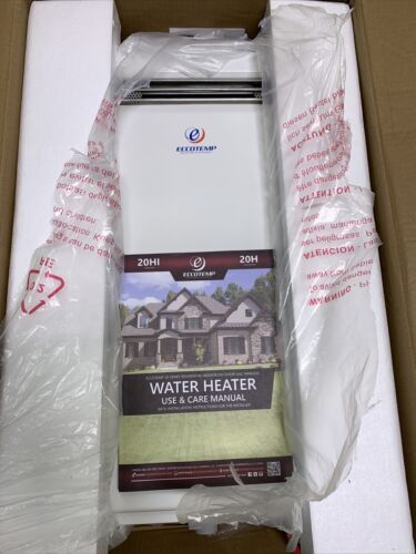 Eccotemp 20H-LP Liquid Propane Tankless Water Heater System