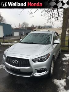 2017 Infiniti QX60 -BOSE| REAR ENTERTAINMENT SYSTEM Base
